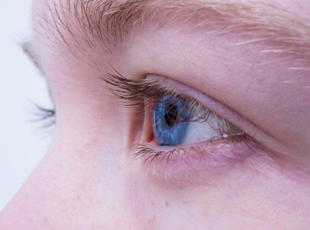 oczy krople